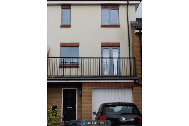 Thumbnail Terraced house to rent in Sorrel Place, Stoke Gifford, Bristol