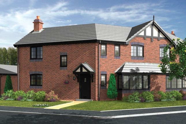 Thumbnail Semi-detached house for sale in Forge Lane, Congleton