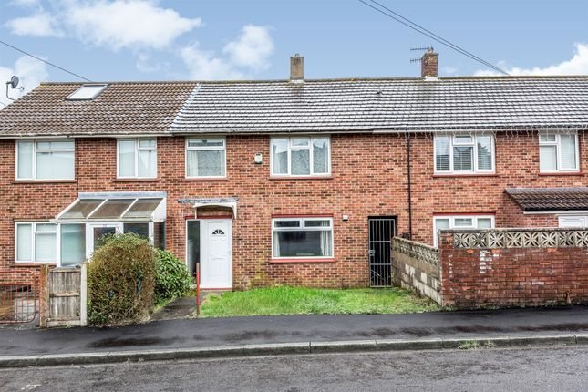 Thumbnail Terraced house for sale in Coldpark Gardens, Withywood, Bristol