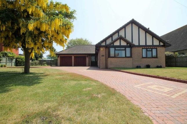Thumbnail Bungalow for sale in Manor Way, Holland-On-Sea, Clacton-On-Sea