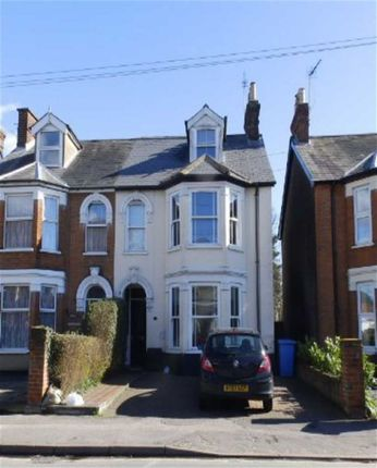 Thumbnail Semi-detached house to rent in Hatfield Road, Ipswich, Suffolk