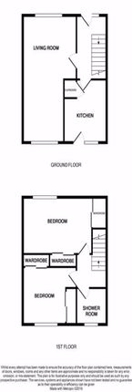 Floorplan of Balloan Road, Inverness IV2