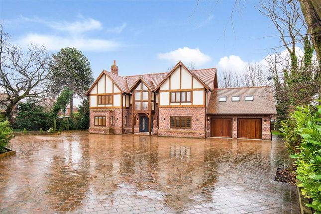 Thumbnail Detached house for sale in Heath Road, Penketh, Warrington