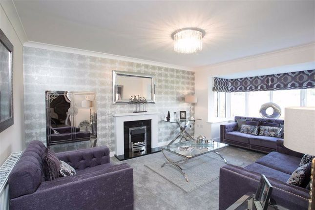 Thumbnail Detached house for sale in Bluebell Walk, Blackburn, Lancashire