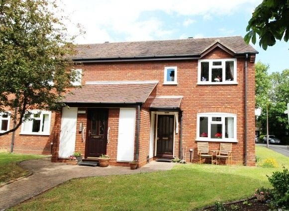 Thumbnail Flat for sale in Barton Lodge, Station Rd, Barton Under Needwood, Barton Under Needwood, Avon