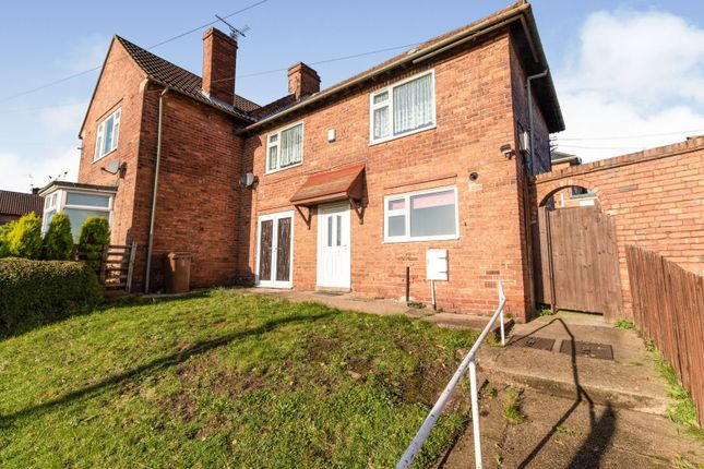 Thumbnail Semi-detached house to rent in Sycamore Street, Church Warsop, Mansfield