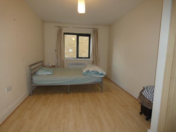 Bedroom One of Centro West, Searl Street, Derby, Derbyshire DE1
