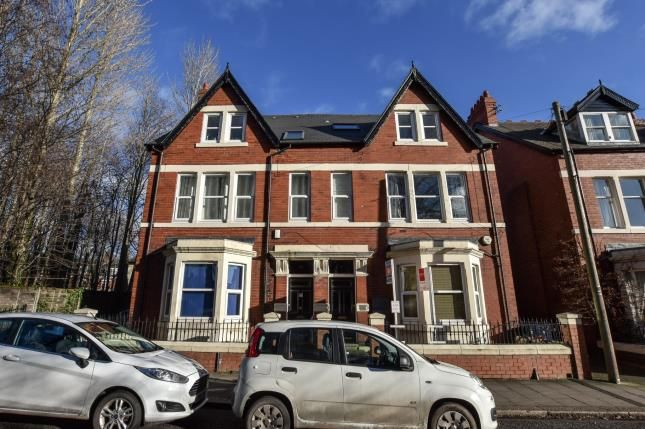 Thumbnail Flat for sale in Rosebery Crescent, Jesmond Vale, Newcastle Upon Tyne, Tyne And Wear