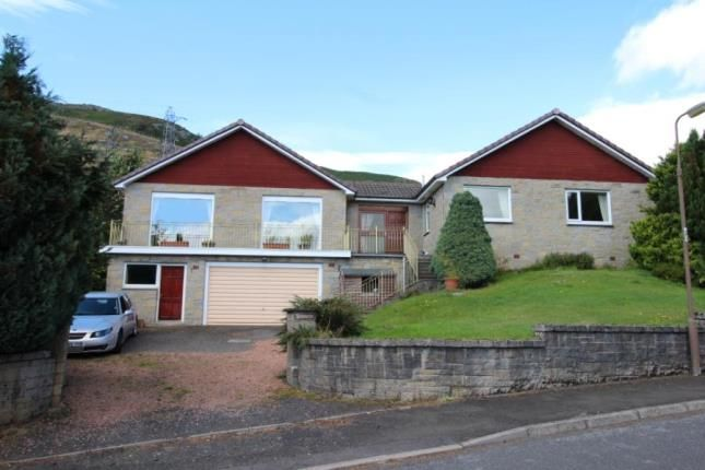Thumbnail Bungalow for sale in Manse Road, Killin, Stirlingshire