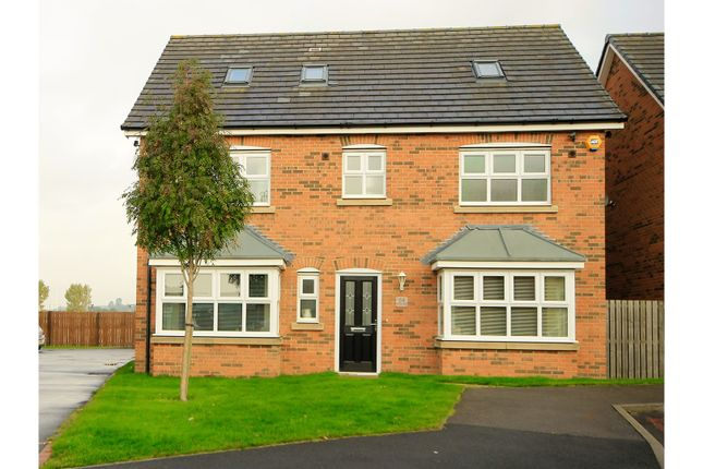 Thumbnail Detached house for sale in Bridle Way, Houghton Le Spring