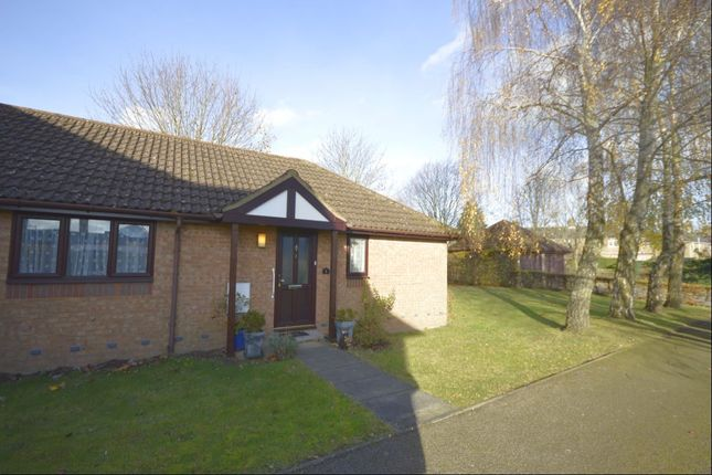 Thumbnail Bungalow for sale in Stewarts Lodge Stewart Close, Abbots Langley