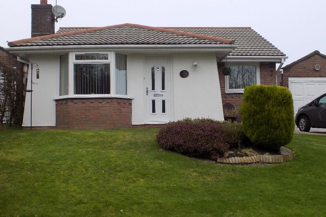 Thumbnail Bungalow for sale in Bryn Rhosyn, Merthyr Road, Tredegar.