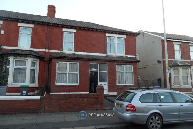 1 bed flat to rent in Handsworth Road, Blackpool FY1