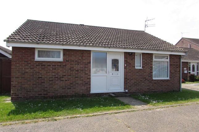 Thumbnail Detached bungalow to rent in Dorking Crescent, Clacton-On-Sea