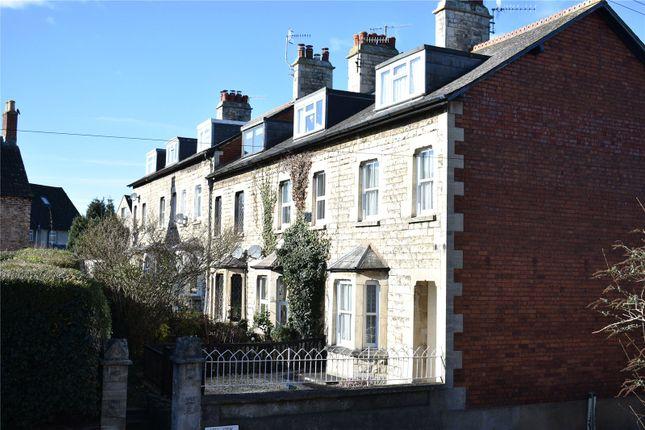 Thumbnail Terraced house for sale in Hillview Villas, Foxmoor Lane, Ebley, Stroud