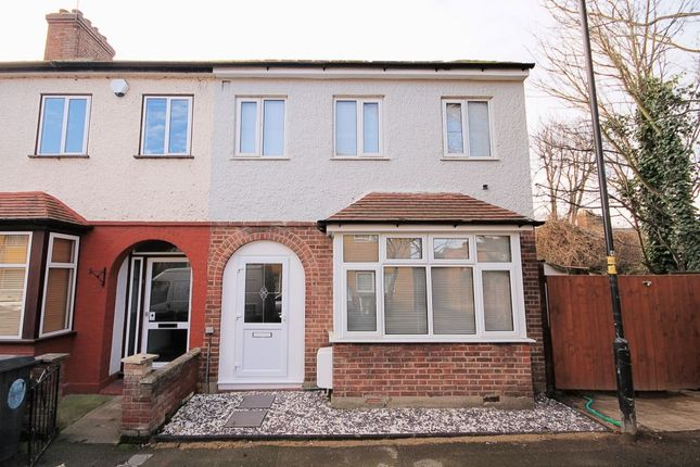 Thumbnail Terraced house to rent in Oster Terrace, Walthamstow