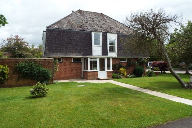 Thumbnail Link-detached house to rent in The Harrage, Romsey