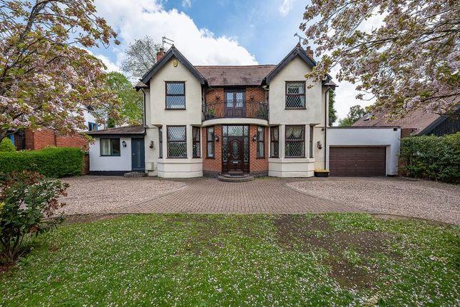 Thumbnail Detached house to rent in Lowdham Road, Gunthorpe, Nottingham