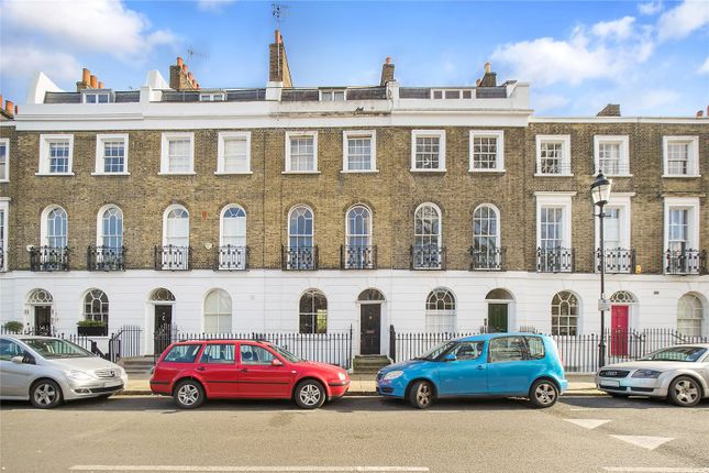 Thumbnail Terraced house for sale in Gibson Square, London