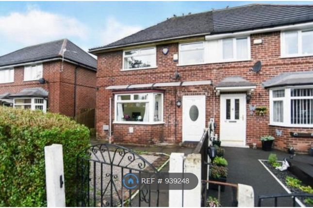 3 bed semi-detached house to rent in Mount Road, Gorton, Manchester M18