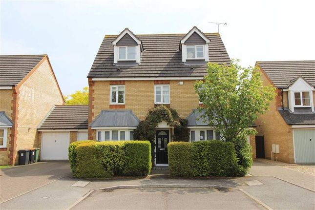 Thumbnail Detached house for sale in Warneford Way, Leighton Buzzard