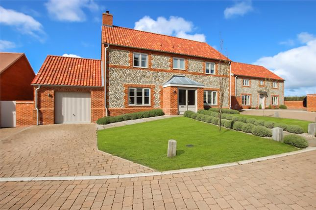 4 bed detached house for sale in Patternmakers Close, Burnham Market, King's Lynn PE31
