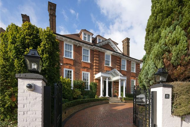 Detached house for sale in Redington Road, Hampstead, London