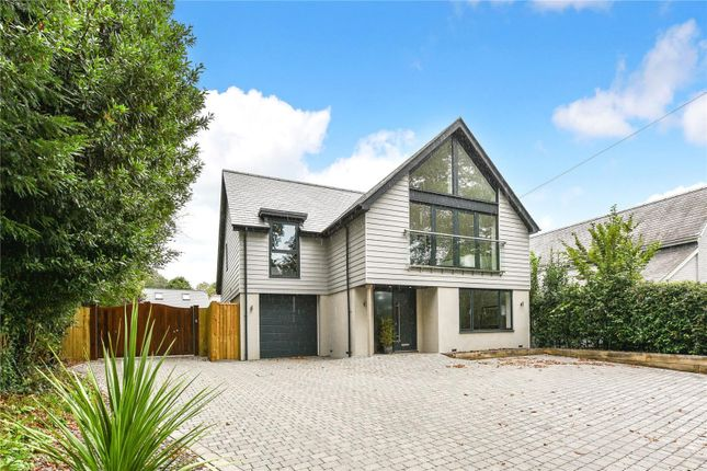 Thumbnail Detached house for sale in Rookes Lane, Lymington, Hampshire