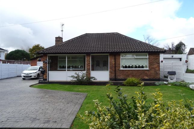 Thumbnail Detached bungalow for sale in Cumber Lane, Whiston, Prescot