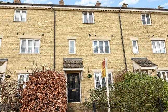 Thumbnail Town house to rent in Shilton Park, Carterton