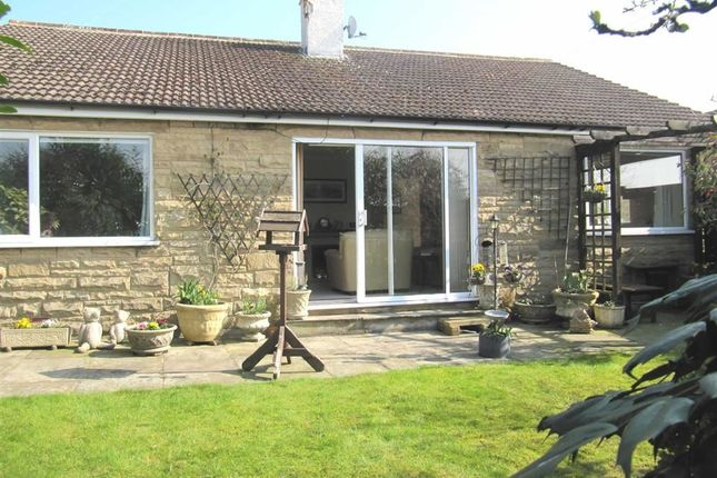 Thumbnail Detached bungalow for sale in Hurgill Road, Richmond, North Yorkshire