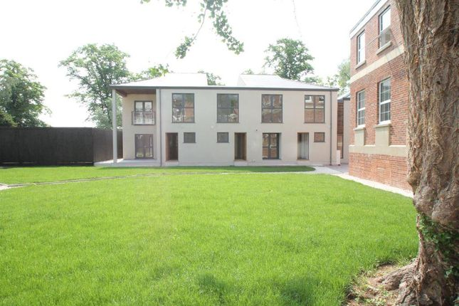 Thumbnail Terraced house for sale in Abbey Square, Gander Lane, Tewkesbury