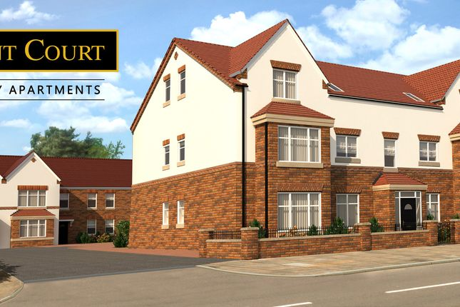 Thumbnail Maisonette for sale in Regent Court, Bawtry, Doncaster
