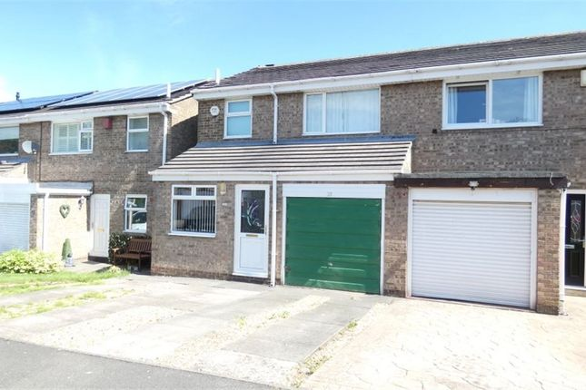 Thumbnail Semi-detached house to rent in Penhill Close, Ouston, Chester Le Street
