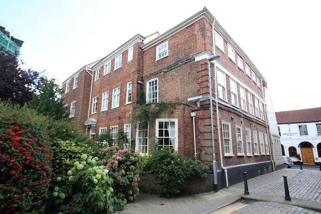 Thumbnail Flat for sale in Calvert Street, Norwich