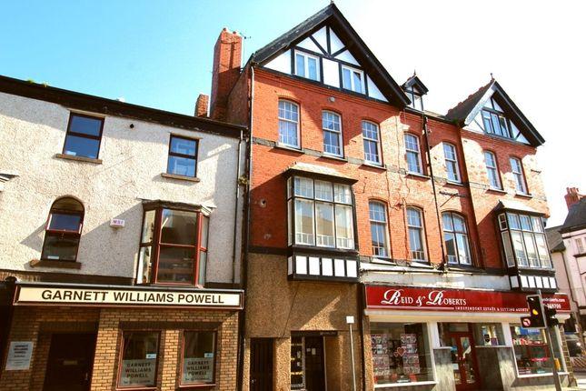 Thumbnail Flat for sale in Kinmel Street, Rhyl