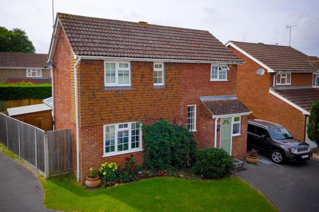 Thumbnail Detached house for sale in Hornbeam Place, Hook