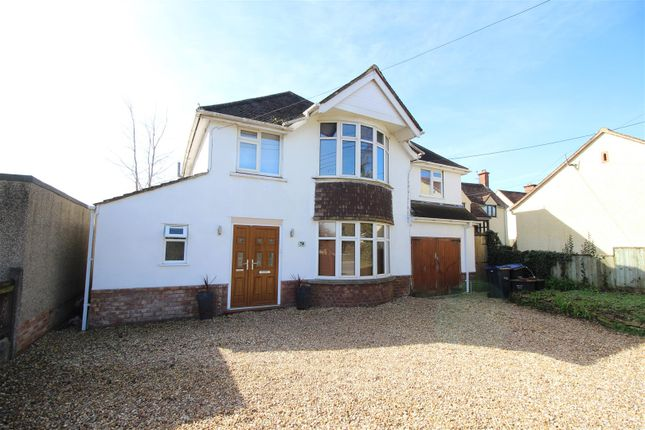 Thumbnail Detached house for sale in Bristol Road, Chippenham