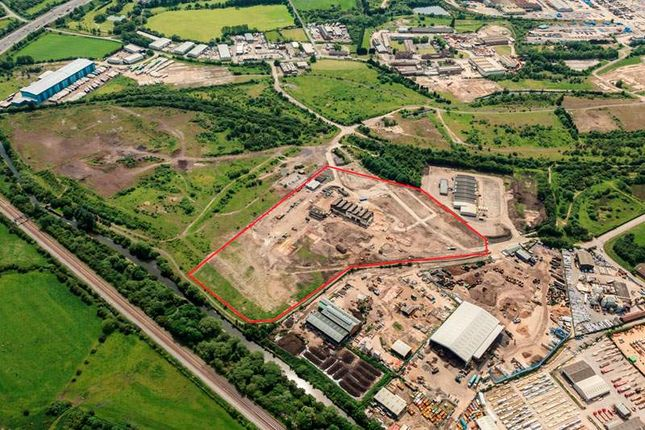 Thumbnail Light industrial to let in Foundry Park - Design And Build, Lows Lane, Ilkeston