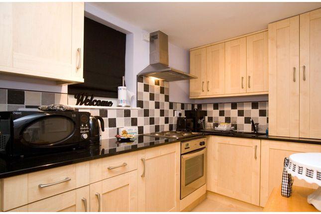 Kitchen of 4 Crescent Avenue, Whitby YO21