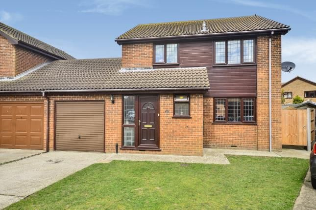 Thumbnail Link-detached house for sale in Ellesmere Mews, New Romney, Kent, .