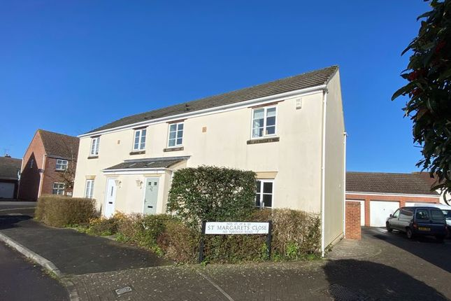 Front of St. Margarets Close, Calne SN11