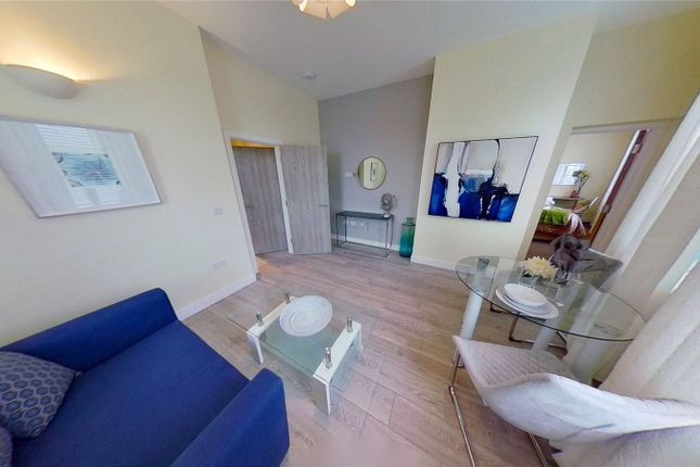 Thumbnail Flat for sale in Castle View, Upper Dock Street, Newport, Gwent