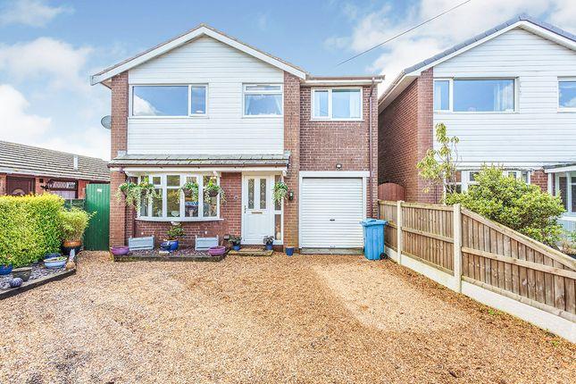 Thumbnail Detached house for sale in Larbreck Avenue, Elswick, Preston, Lancashire