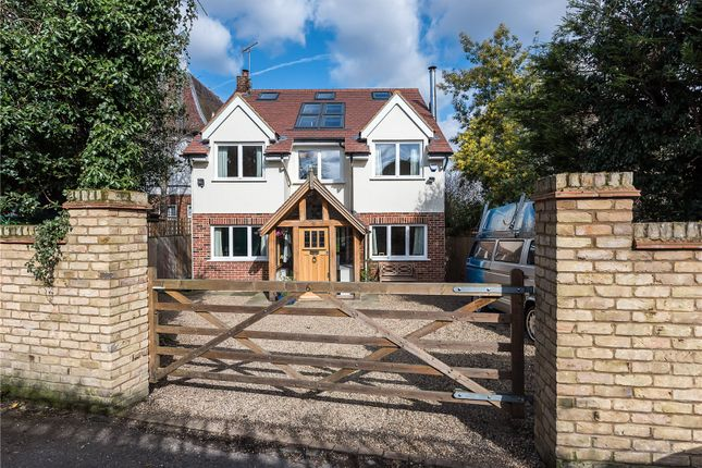 Thumbnail Detached house for sale in Well Lane, East Sheen