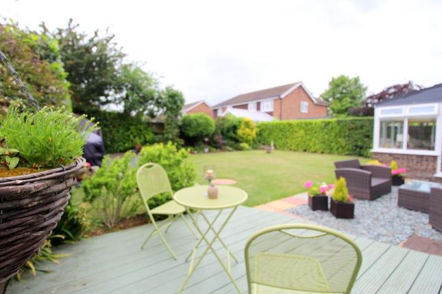 Thumbnail Detached house for sale in Stafford Close, Kirby Cross, Frinton-On-Sea