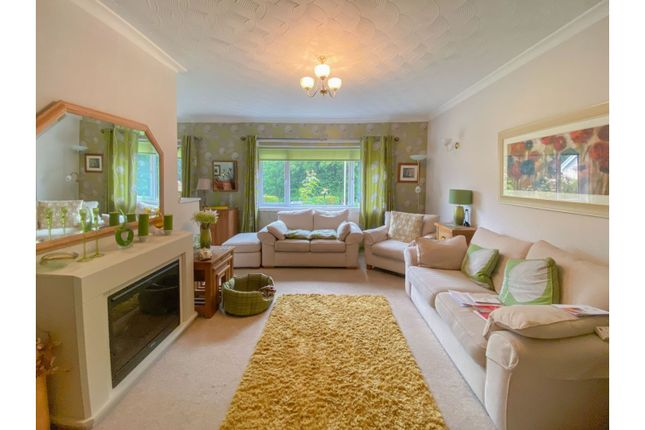 Thumbnail Detached bungalow for sale in Maelog Close, Pontyclun