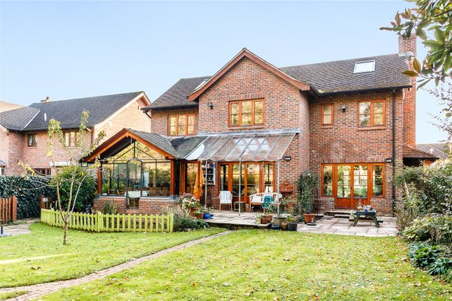 Thumbnail Detached house for sale in Frenchay Close, Frenchay, Bristol