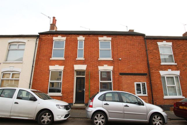 Thumbnail Terraced house to rent in Moore Street, Northampton