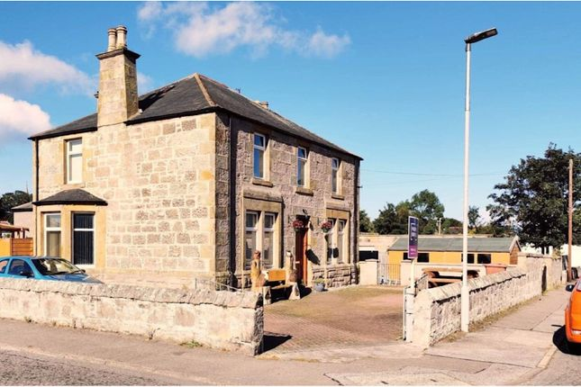 Thumbnail Detached house for sale in West Cathcart Street, Buckie
